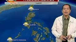UB: Weather update as of 5:50 a.m. (Nov. 6, 2013)