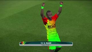 Pro Evolution Soccer 2017-Mané is Money