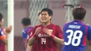HIGHLIGHTS Shanghai SIPG 1:0 Tokyo FC 武磊补时绝杀东京