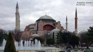 Ayasofya, İstanbul (Sanat Tarihi / Ortaçağ Avrupasında Sanat)