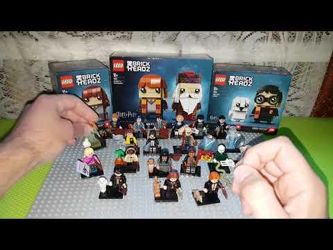 Обзор LEGO 71022 Harry Potter™ and Fantastic Beasts™
