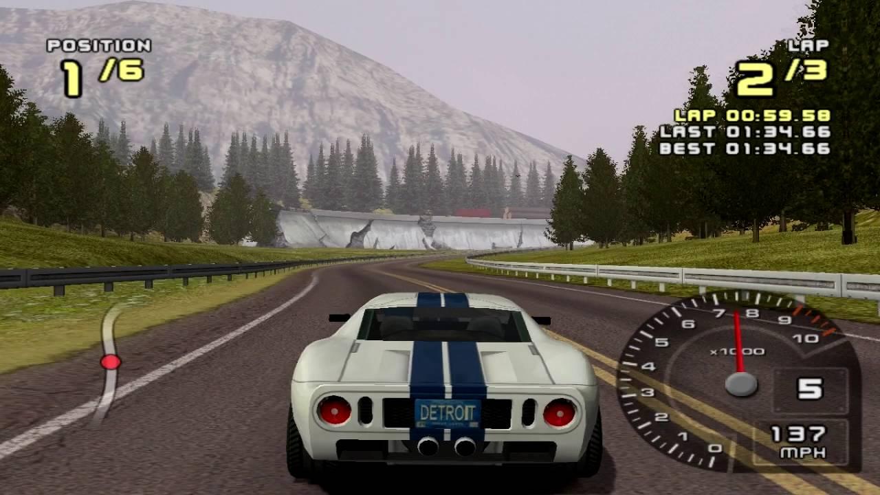 скачать бесплатно ford racing 2