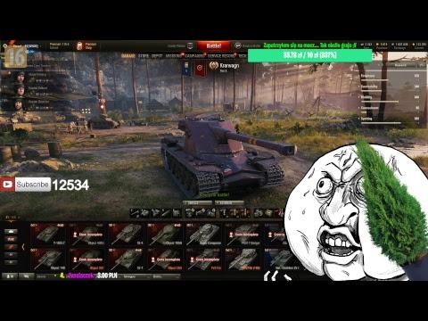 World of Tanks - Gram w grę...  #8CrashyPóźniej #WszystkoSięJebe