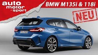 Der neue BMW 1er (2019): Traditionsbruch oder Platzvorteil? – Review | auto motor und sport