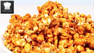 HOW TO MAKE CRACKER JACKS