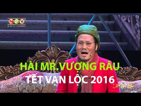 Hài Tết 2016 Mới Nhất - Vượng Râu - Xuân Nghĩa - Lâm Chi Khanh - Tết Vạn Lộc