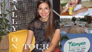 Sally on Tour / Restaurant-Tipps in der Türkei / Kimyon in Kumköy