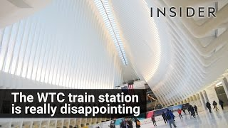 NYC's new train station is disappointing
