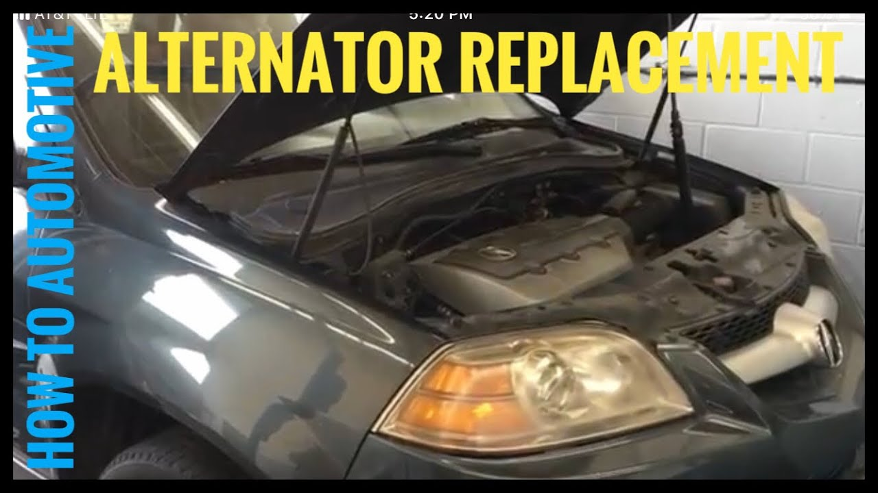 How to Replace the Alternator on a 2006 Acura MDX - YouTube  Acura Mdx Navigation Wiring Diagram on acura rsx wiring-diagram, acura mdx battery, acura mdx headlights, acura mdx transmission slipping, acura cl wiring diagram, acura mdx ac diagram, acura mdx belt diagram, acura mdx spark plugs, acura mdx engine problems, acura mdx brakes, acura mdx alternator diagram, acura mdx transmission problems, acura mdx relay, acura rl wiring diagram, acura mdx fuel pump, acura mdx oil pump, acura tl wiring diagram, acura engine diagrams, acura mdx parts diagram, acura mdx fuse box,