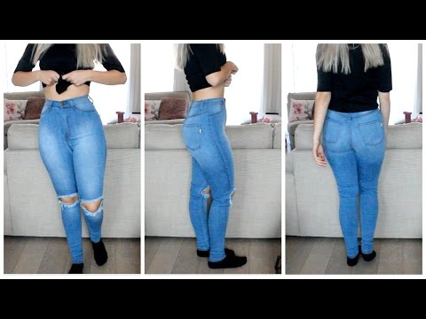 Amazing Jeans for Curvy Girls / Small Waist | COCO Chanou. http://bit.ly/2WCYBow