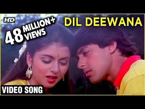 Dil Deewana Bin Sajna Ke - Maine Pyar Kiya - Lata Mangeshkar's Superhit Romantic Song