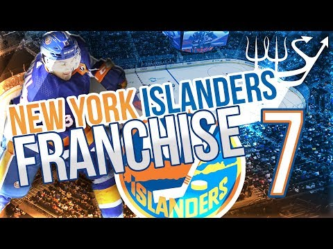 Eberle Trade / DRAFT LOTTERY - New York Islanders NHL 19 Franchise Mode - Ep. 7