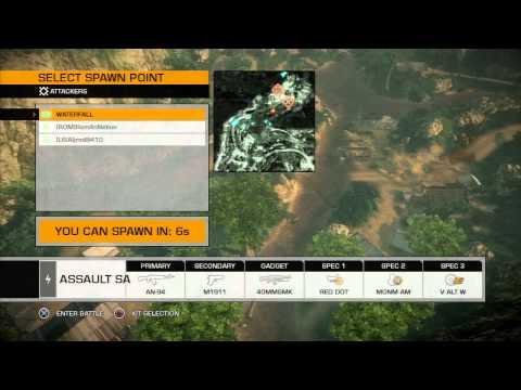 Battlefield: Bad Company 2 - Laguna Presa. [Rush - Attacker] [PS3] [HD] [Gameplay #047]