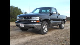 "2000 Silverado 1500 Reg Cab Short Bed Z71 Intro ""Sold 98 S10"""