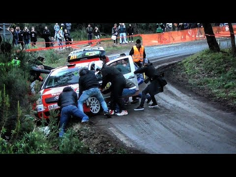 The Best of Rallye du Var 2018   CRASHES, MISTAKES & FLAT OUT [HD]