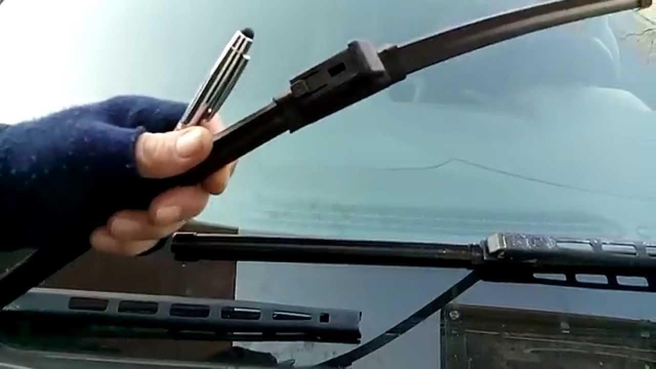 Honda civic wiper blade replacement