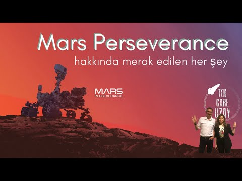NASA'nın yeni Mars2020 \
