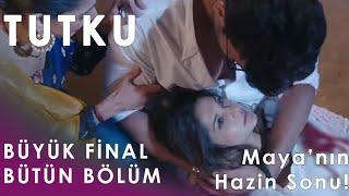 Tutku Final Bölümü (Tüm Bölüm!) - Maya'nın Hazin Sonu! #Tutku #Beyhadh #बेहद