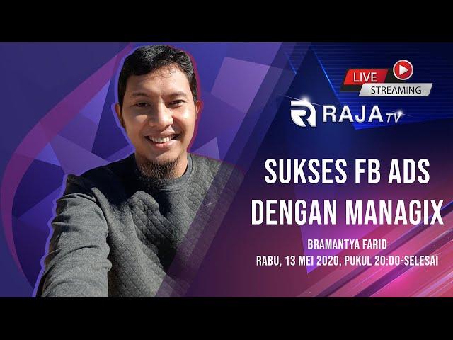 Sukses FB Ads dengan Managix, Bramantya Farid