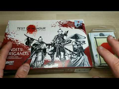 Test of Honour - LET'S BUILD The Bandits and Brigands expansion