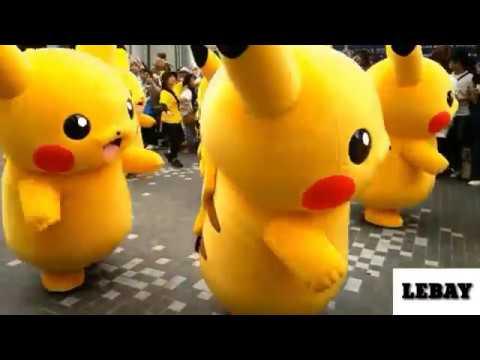 Download Lagu Pikachu Goyang TIK TOK DJ AISYAH VS AKIMILAKU