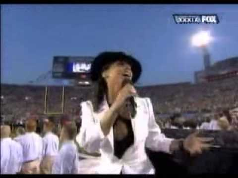 Alicia Keys - America The Beautiful Live Super Bowl