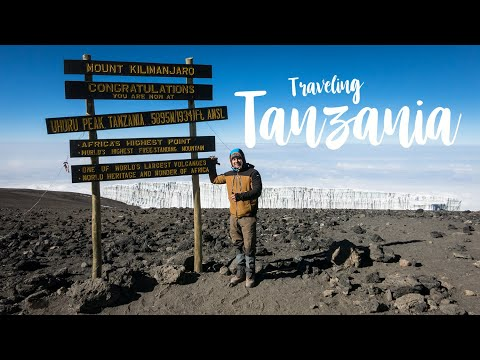 Backpacking Tanzania [Trailer HD]