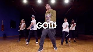 Kiiara  - Gold (Kids Hip Hop Dance Video) | Mihran Kirakosian Choreography