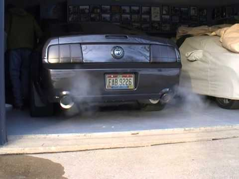 Cammed 07 Mustang GT Cold Start/Idle/Revs SOLD
