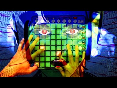 David Guetta & Showtek - BAD ft. Vassy - [Launchpad Cover]