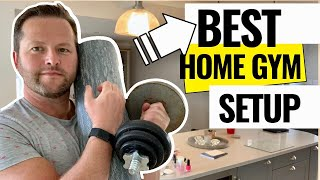 Best Home Gym Setup | With Limited Space And Money