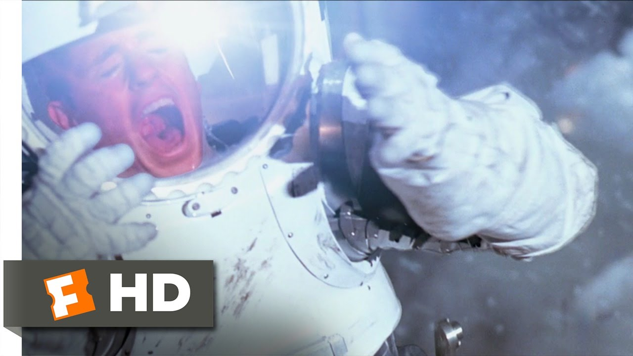 Download Deep Impact (2/10) Movie CLIP - A Crew Member is Lost (1998) HD