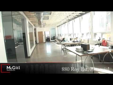 Bâtiment commercial à vendre Plateau Montreal commercial building for sale