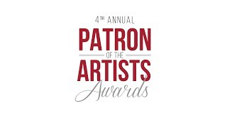 The SAG-AFTRA Foundaiton Presents: The 4th Annual Patron of the Artists Awards