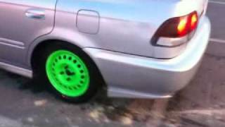 japanesse jdm from sl brod honda civic sedan ek3