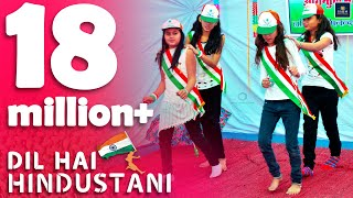 Phir Bhi Dil Hai Hindustani | SSBN | The Best Deshbhakti Songs | Republic Day Dance