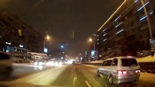 Алматы. Улица Фурманова.