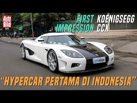 Koenigsegg CCX | First Impression Review | Auto Bild Indonesia