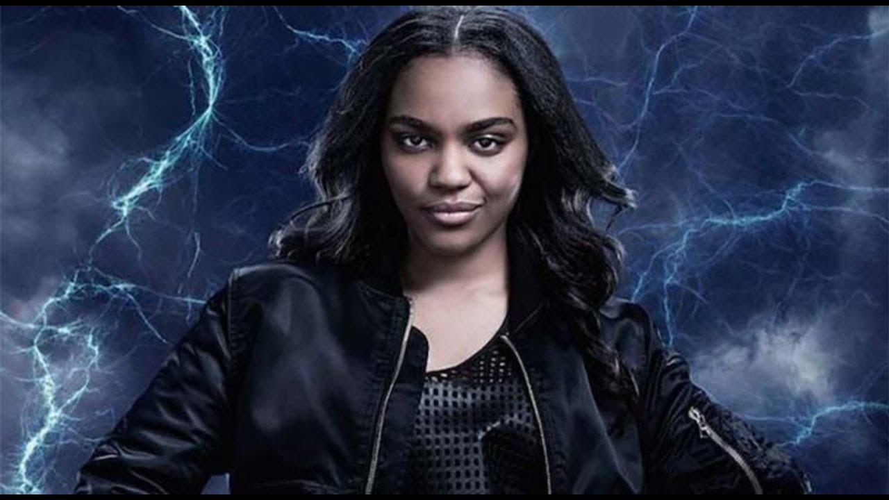Download Jennifer Pierce (Black Lightning S01) scenes