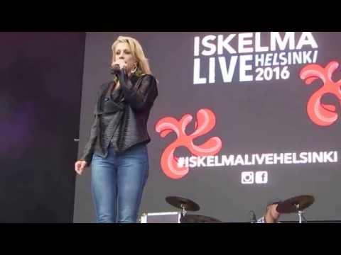 Laura Voutilainen - Miks ei  @ Iskelmä Live 3.9.2016