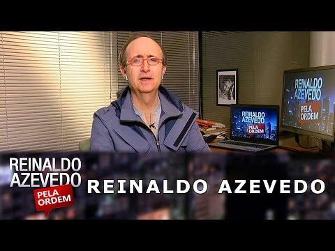 Reinaldo Azevedo Sobre Preço De Combustíveis: