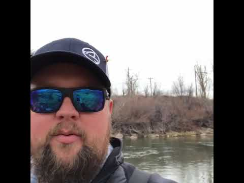 Reno Fly Shop Fly Fishing Report - Truckee River - mid January 2018