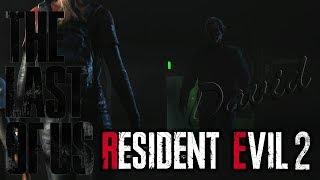 Resident Evil 2 - Ellie meet David