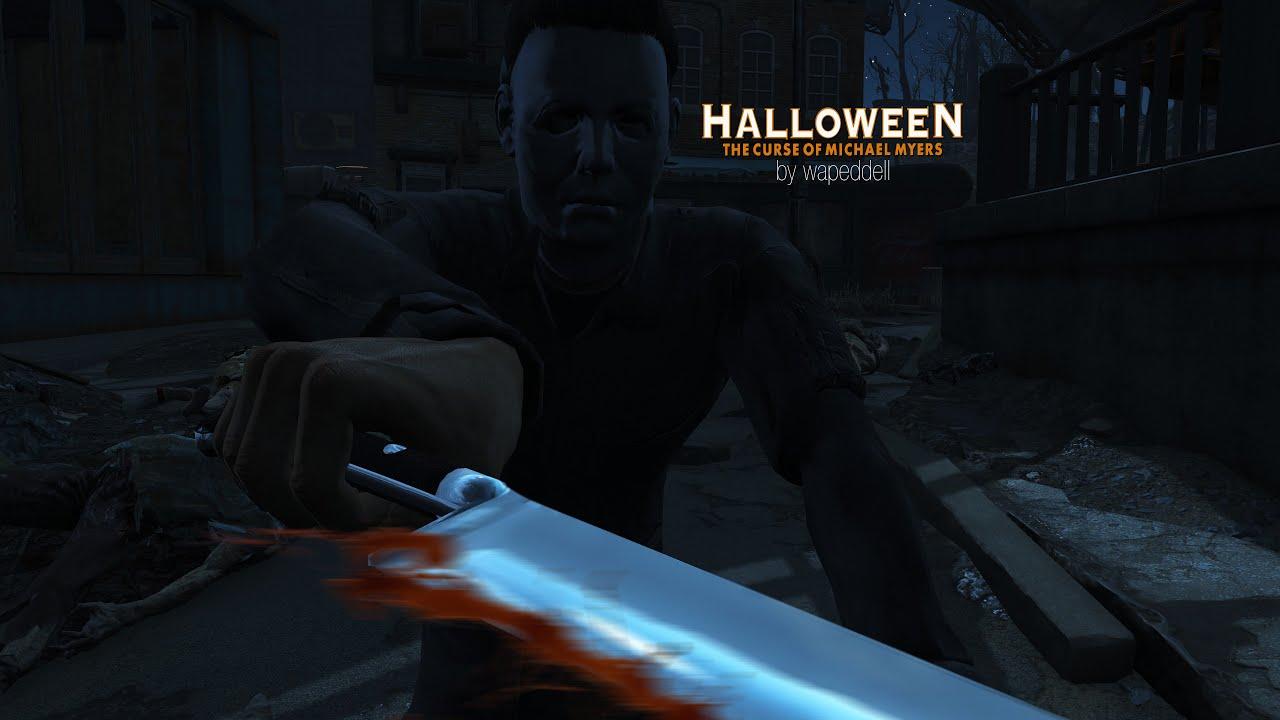 michael myers mod break down video youtube - Halloween Video Game Michael Myers