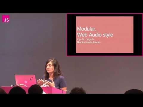Soledad Penadés: Four to the floor JavaScript -- JSConf EU 2013