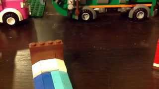 Lego Tutorial: Bunk Bed