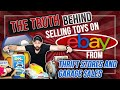 The Truth Behind Reselling Toys on eBay From Thrift Stores