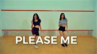 Cardi B & Bruno Mars -  Please Me dance choreography