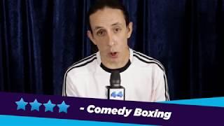 Fringe on 44 Review - Comedy Boxing, Adelaide Fringe 2018