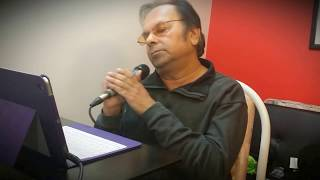 Aaja Ke Intezar Mein - Mahesh Bhatt (karaoke cover)